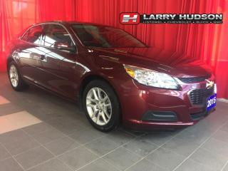 Used 2015 Chevrolet Malibu 1LT LT | Sunroof | Remote Start | Wi-Fi Equipped for sale in Listowel, ON