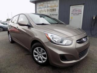 Used 2013 Hyundai Accent ***GL,BAS KILO,XTRA CLEAN,A/C*** for sale in Longueuil, QC