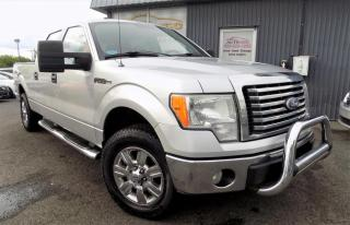 Used 2010 Ford F-150 **XTR,CREW,4X4,AUCUN ACCIDENT** for sale in Longueuil, QC