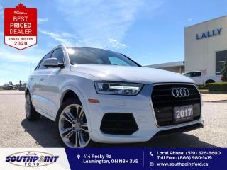 Used 2017 Audi Q3 2.0T Progressiv Progressiv for sale in Leamington, ON