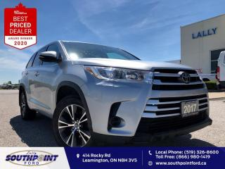 Used 2017 Toyota Highlander LE for sale in Leamington, ON