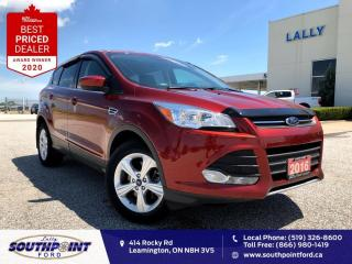 Used 2016 Ford Escape SE for sale in Leamington, ON