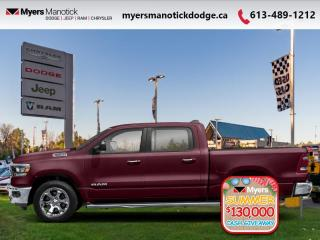 New 2020 RAM 1500 Big Horn  -  Remote Start -  Fog Lamps - $301 B/W for sale in Ottawa, ON