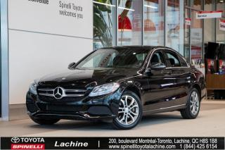 Used 2016 Mercedes-Benz C-Class C 300 AUCUN DOMMAGES for sale in Lachine, QC