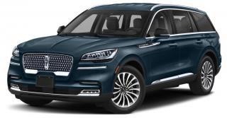 New 2020 Lincoln Aviator Reserve for sale in Chatham, ON