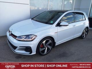 Used 2018 Volkswagen Golf GTI Autobahn HB for sale in Edmonton, AB