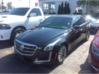 Used 2014 Cadillac CTS 3.6L PREMIUM for sale in Sarnia, ON