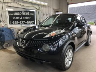 Used 2013 Nissan Juke 5DR WGN MANUAL SV FWD for sale in St-Raymond, QC