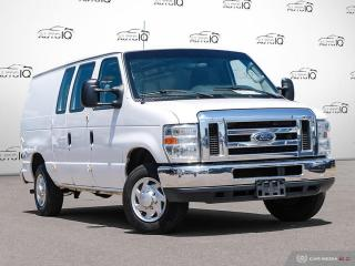 Used 2010 Ford E150 Commercial 4.6L V8   TOW PACKAGE   VINYL for sale in Oakville, ON