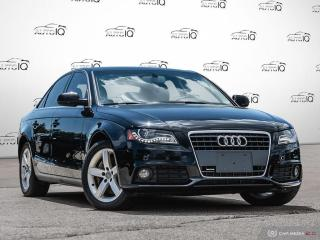 Used 2012 Audi A4 2.0T PREMIUM for sale in Oakville, ON