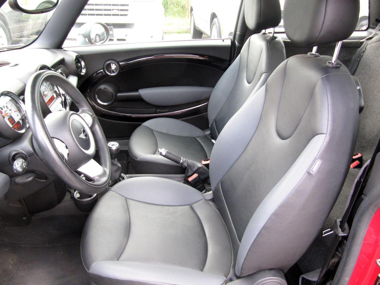 2009 MINI Cooper Coupe