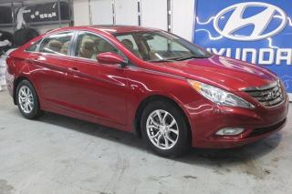 Used 2013 Hyundai Sonata Berline 4 p 2,4 L, boîte auto GL *Disp. for sale in St-Constant, QC