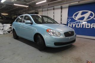 Used 2010 Hyundai Accent Berline 4 portes, AUTO, L for sale in St-Constant, QC