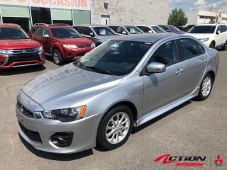 Used 2016 Mitsubishi Lancer Bluetooth/Mags/Air Clim/Groupe Électrique for sale in St-Hubert, QC