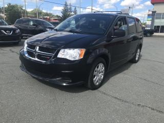 Used 2017 Dodge Grand Caravan Familiale 4 portes SXT for sale in Sherbrooke, QC