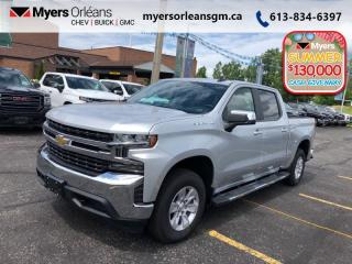 New 2020 Chevrolet Silverado 1500 LT  - Heated Seats for sale in Orleans, ON