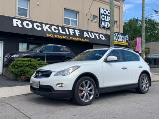 Used 2013 Infiniti EX37 for sale in Scarborough, ON