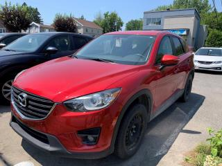 Used 2016 Mazda CX-5 FWD 4dr Auto GS DÉMAREUR A DISTANCE BAS KM for sale in Repentigny, QC