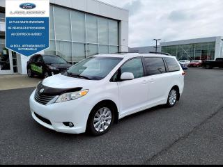 Used 2011 Toyota Sienna V6 XLE 7-Pass CUIR TOIT for sale in Victoriaville, QC