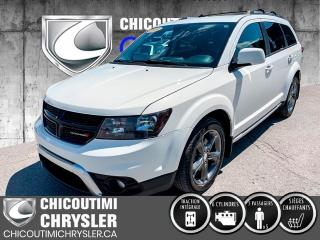 Used 2014 Dodge Journey Crossroad AWD for sale in Chicoutimi, QC