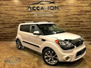 Used 2013 Kia Soul automatique 5 portes 4u TOIT OUVRANT for sale in Ste-Brigitte-de-Laval, QC