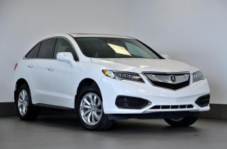 Used 2017 Acura RDX Acura Certifié for sale in Ste-Julie, QC