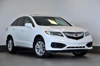 Used 2017 Acura RDX for sale in Ste-Julie, QC