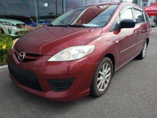 Used 2008 Mazda MAZDA5 *GS*AIR*CRUISE*LECTEUR CD* for sale in Québec, QC