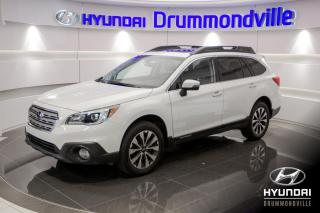 Used 2017 Subaru Outback 3.6R LIMITED + GARANTIE + A/C + MAGS+ WO for sale in Drummondville, QC
