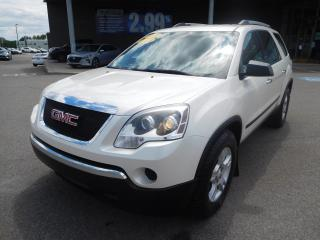 Used 2011 GMC Acadia AWD 4dr SLE1,8 PASSAGER,A/C,CRUISE for sale in Mirabel, QC