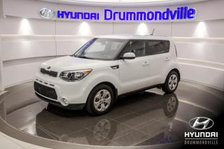 Used 2014 Kia Soul EX + GARANTIE + CRUISE + A/C + USB + WOW for sale in Drummondville, QC