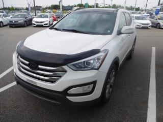 Used 2015 Hyundai Santa Fe AWD,2.0T,Limited,A/C,CUIR,TOIT,BANCS CHAUFF/CLIMA. for sale in Mirabel, QC