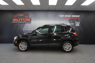 Used 2016 Volkswagen Tiguan 4MOTION SPECIALE EDITION CAMERA BLUETOOTH 66 831 for sale in Lévis, QC