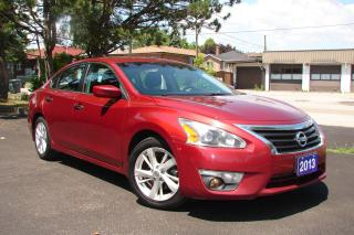 Used 2013 Nissan Altima 2.5 SV for sale in Mississauga, ON