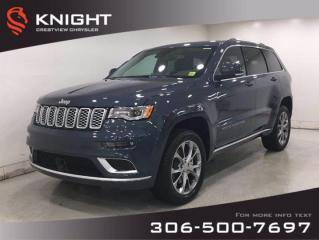 New 2020 Jeep Grand Cherokee Summit V8 | Leather | Premium Plus | for sale in Regina, SK