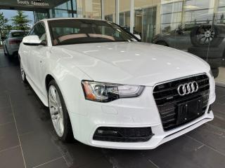 Used 2016 Audi A5 Progressiv plus for sale in Edmonton, AB