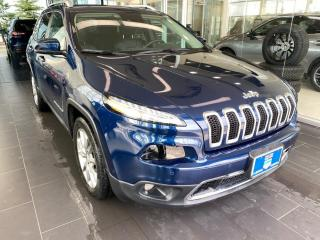 Used 2018 Jeep Cherokee Limited for sale in Edmonton, AB