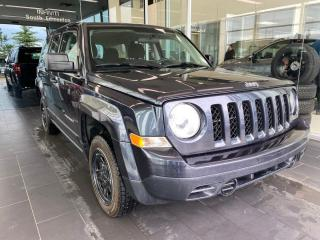 Used 2015 Jeep Patriot Sport, 4WD, CRUISE CONTROL, POWER OUTLETS, A/C for sale in Edmonton, AB