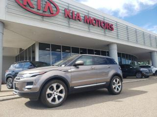 Used 2015 Land Rover Evoque Prestige for sale in Edmonton, AB