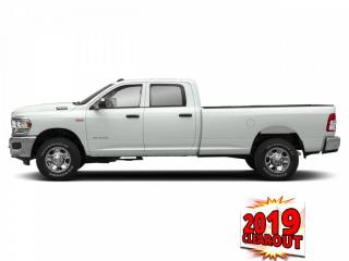 New 2019 RAM 3500 Big Horn  - $389 B/W for sale in Meadow Lake, SK