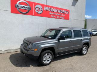 Used 2014 Jeep Patriot North 4dr 4WD Sport Utility for sale in Edmonton, AB