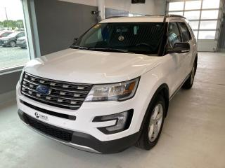 Used 2017 Ford Explorer XLT**7 SEATS** INSPECTED ** for sale in Val-d'Or, QC