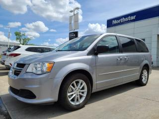 Used 2017 Dodge Grand Caravan SXT PLUS/STOWANDGO/DVD/UCONNECT/POWERSEAT for sale in Edmonton, AB