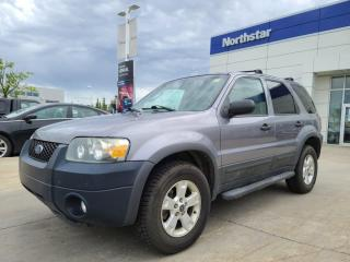 Used 2007 Ford Escape XLT/4X4/HEATEDSEATS/AC//CRUISE for sale in Edmonton, AB