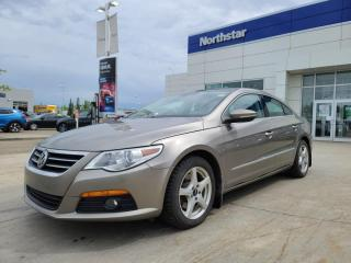 Used 2010 Volkswagen Passat CC CC HIGHLINE/COUPE/MAUAL/LEATHER/SUNROOF for sale in Edmonton, AB