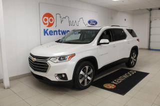 Used 2018 Chevrolet Traverse 3 MONTH DEFERRAL! *oac | for sale in Edmonton, AB