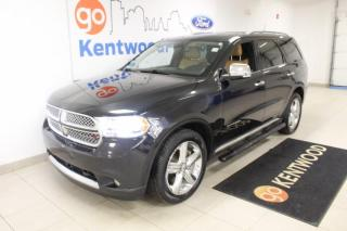 Used 2013 Dodge Durango 3 MONTH DEFERRAL! *oac | for sale in Edmonton, AB