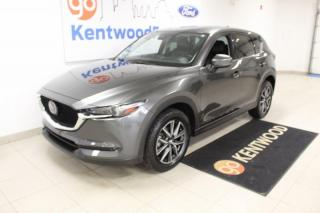 Used 2017 Mazda CX-5 GT for sale in Edmonton, AB
