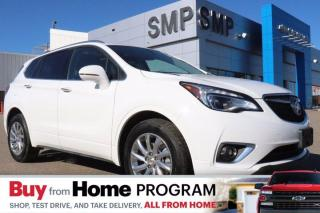 Used 2019 Buick Envision Essence - Leather, Panoramic Sunroof, Pwr Lft Gate, Rem Start for sale in Saskatoon, SK