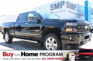 Used 2018 Chevrolet Silverado 2500 HD LTZ - Z71, Leather, Sunroof, 20